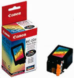 BC22e CANON ORIGINAL · Photo Colour Print Cartridge